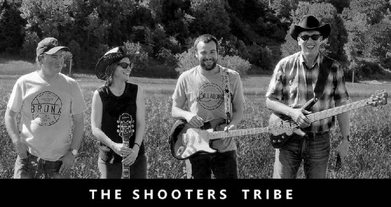 The Shooters Tribe : Groupe Country Rock Blues Midi-Pyrénées - Haute-Garonne (31)