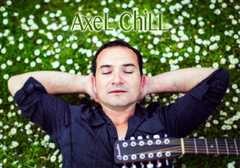 Photo concert Axel Chill en concert au Chat'Bada Saint-Malo Axel Chill