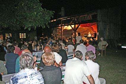 Couleur coton soire concert haguenau le 27 07 2012 - Le jardin haguenau ...