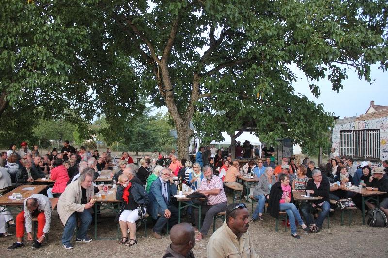 Couleur coton soire concert haguenau le 05 08 2017 - Le jardin haguenau ...