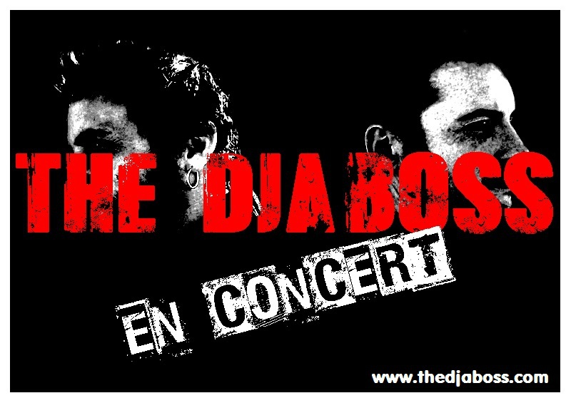 Photo concert la bascule . soirée dakar Laissac The Djaboss